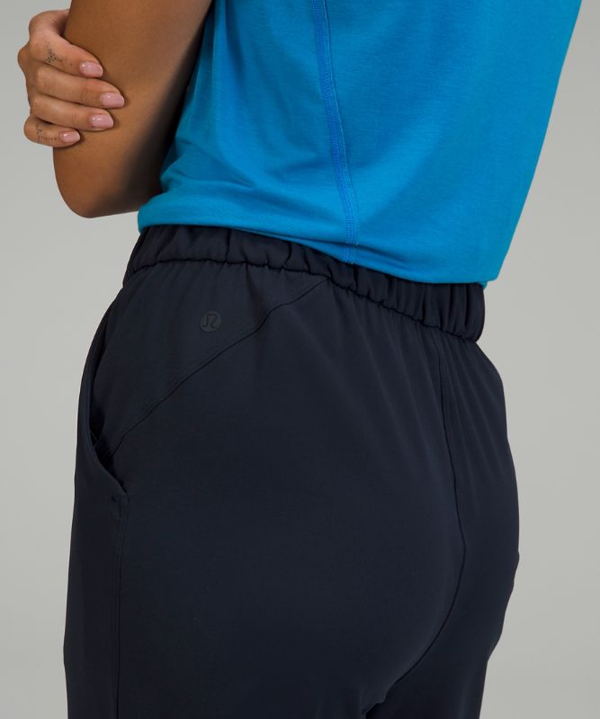 "Stretch High-Rise 7/8 Length Pant 25"""