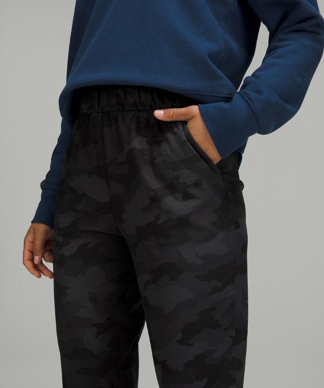 Stretch High-Rise Jogger *Full Length