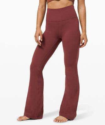 Groove Pant Flare Super High-Rise *Nulu
