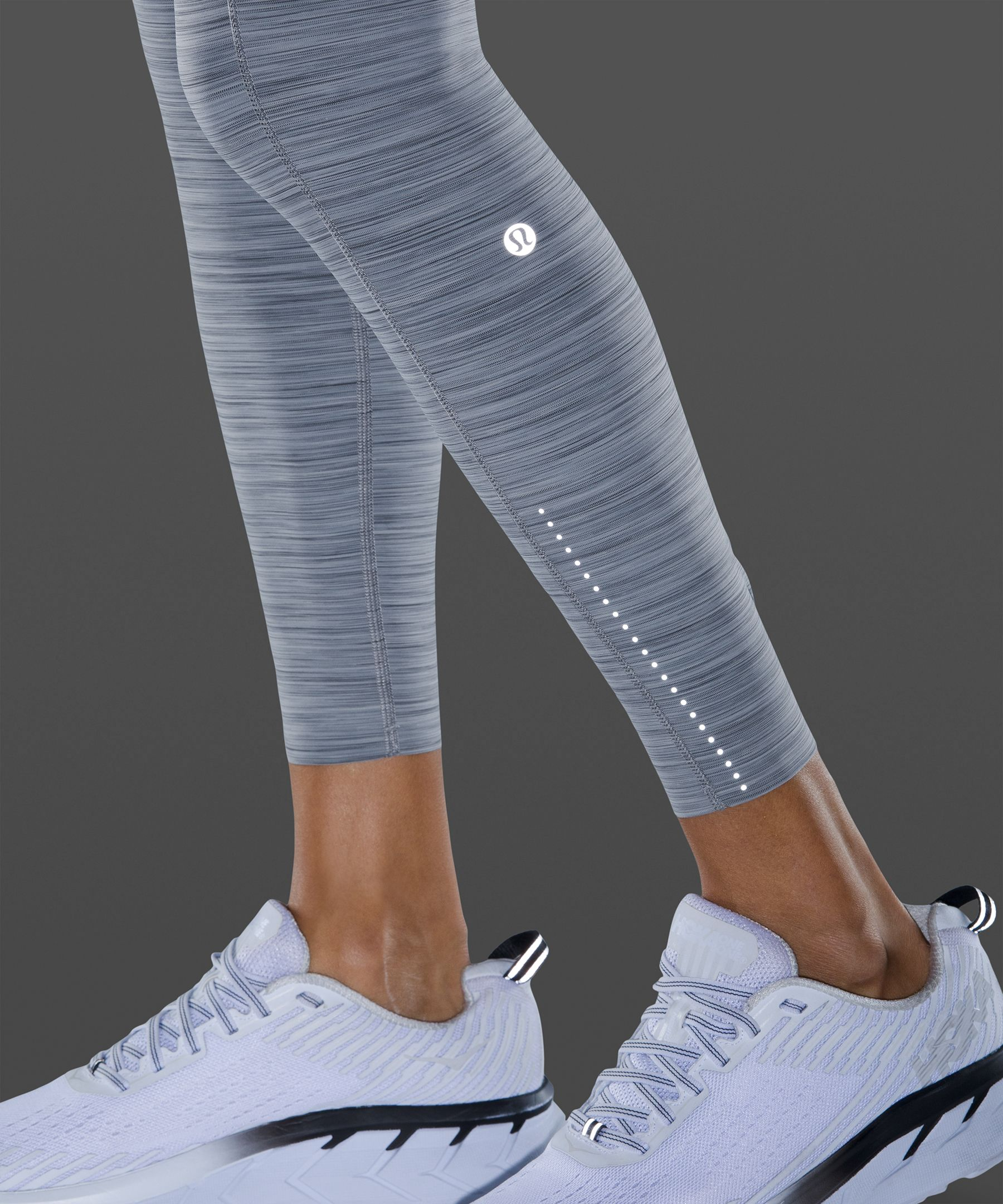 """Fast and Free High-Rise Tight 25"""" *Reflective"""
