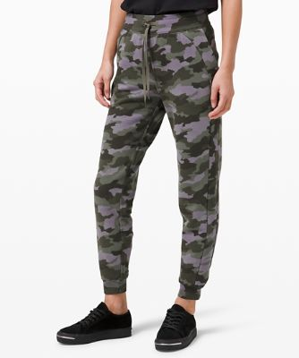 Pantalon de jogging taille haute Scuba