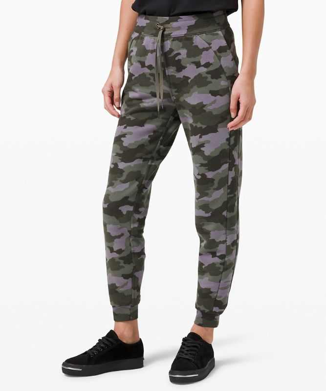 Scuba High-Rise Jogger *Fleece 28""