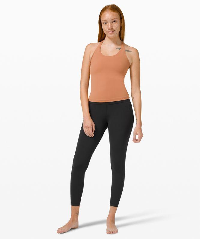 """Nulu™ Fold High-Rise Yoga Tight 25"""""""