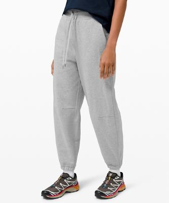 Relaxed Fit FrenchTerry Jogger