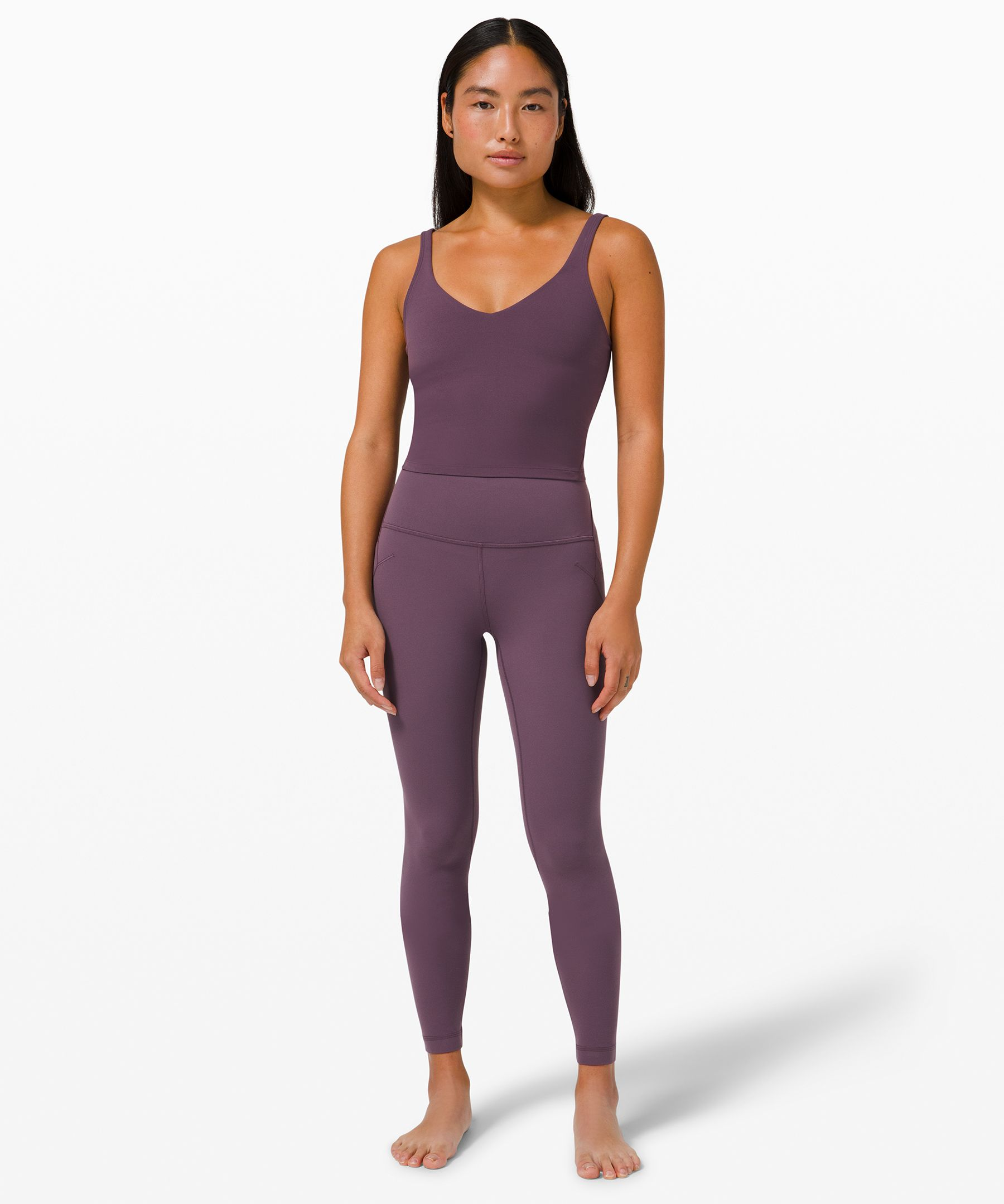 Nulu™ Fold High-Rise Yoga Tight 24""