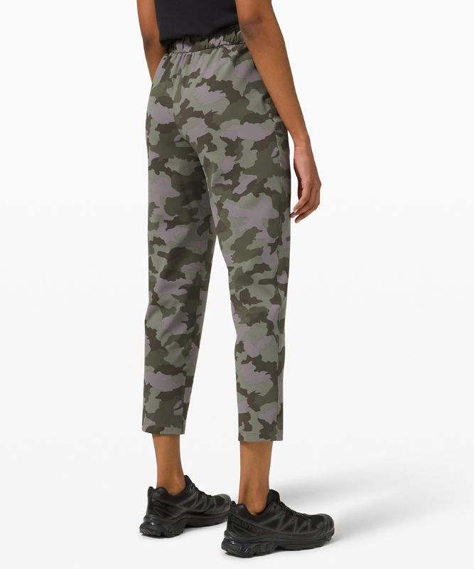 Keep Moving Pant 7/8 High-Rise
