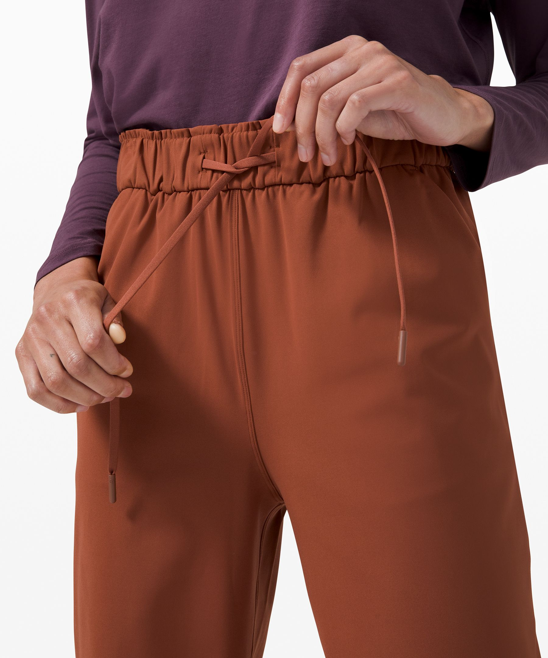 Stretch High-Rise Pant