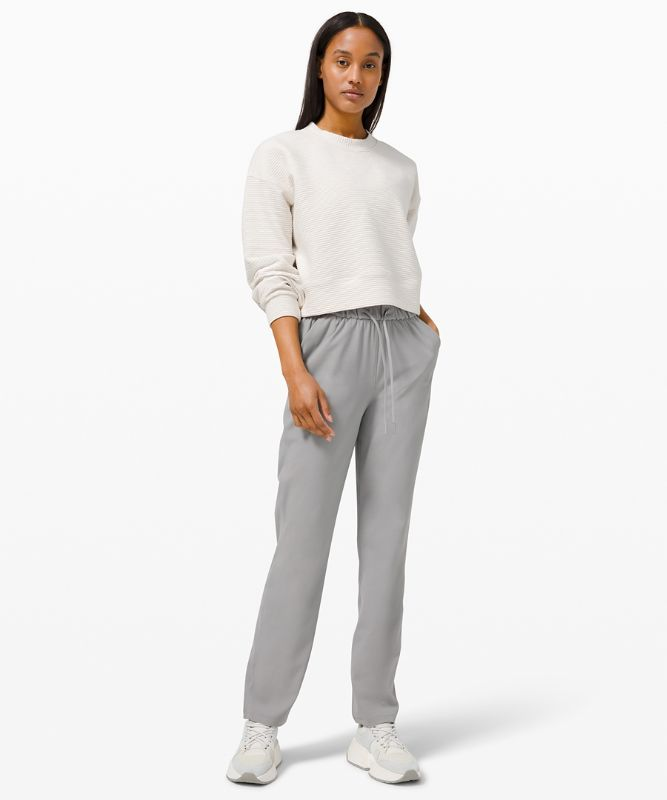 Stretch High-Rise Pant