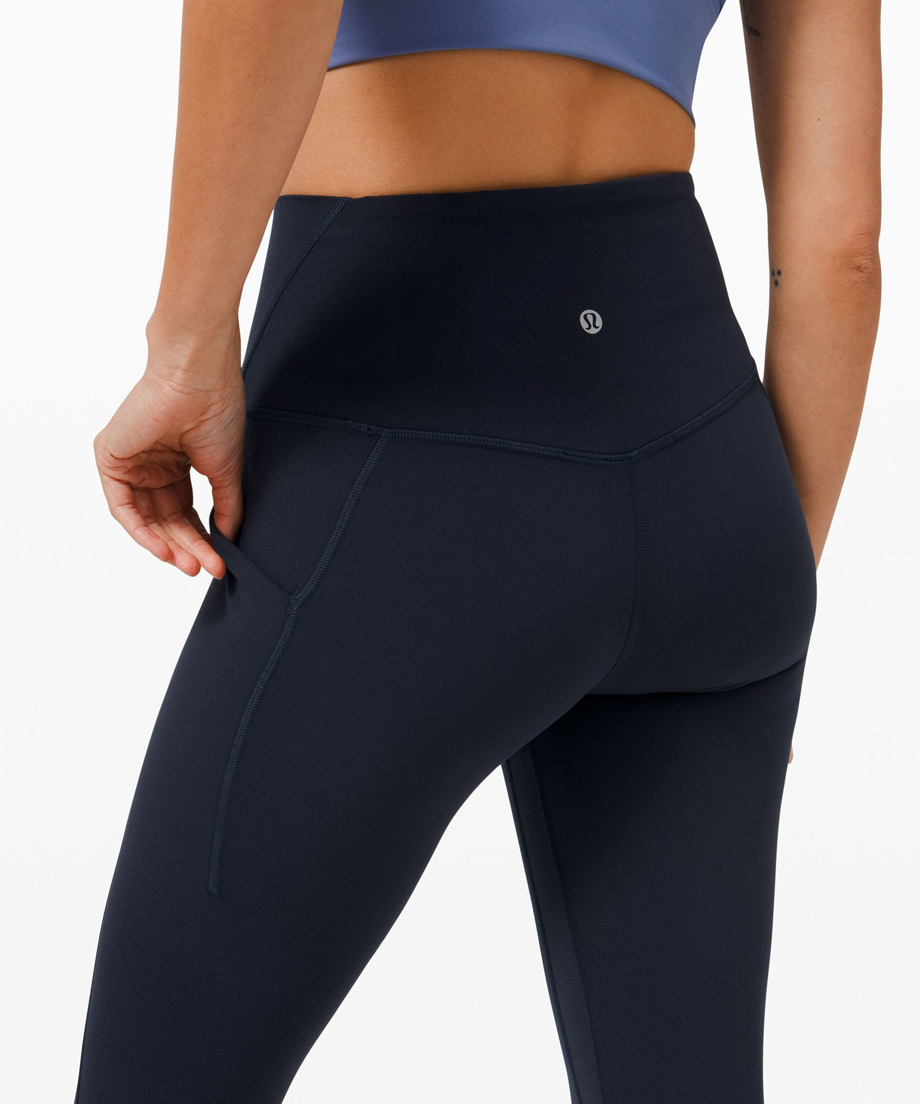 """Align High-Rise Pant 24""""   *Pockets, Asia Fit"""
