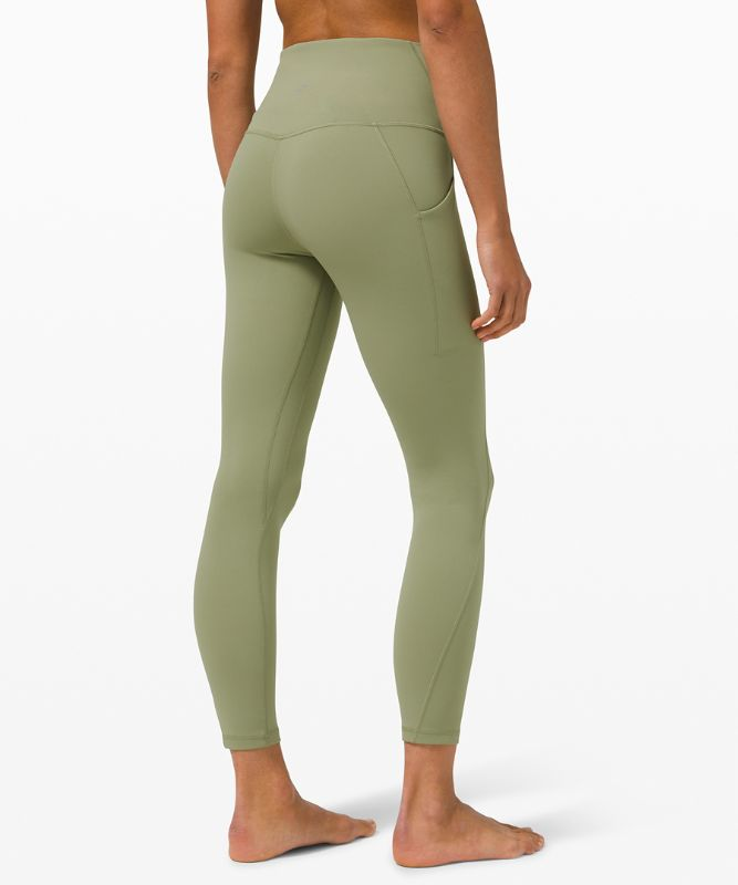 """lululemon Align™ High-Rise Pant with Pockets 25"""""""