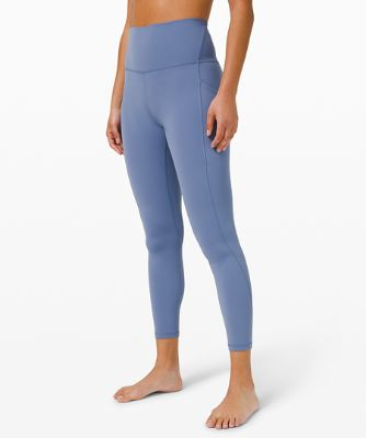 """Align High-Rise Pant 25"""" Pockets"""