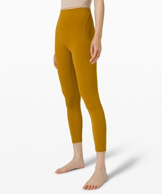 Legging Align taille haute 64cm *Poches
