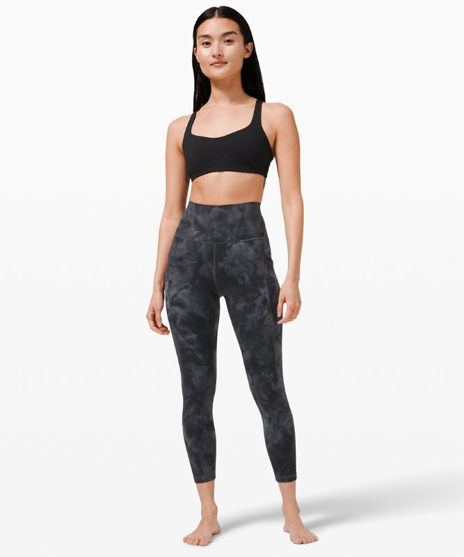 """Align High-Rise Tight 24"""" with Pockets"""
