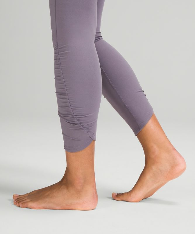 """lululemon Align™ Ruched Waist High-Rise Pant 24"""" *Asia Fit"""