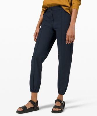 Pantalon de jogging7/8 taille haute en Warpstreme™ *Exclusivité en ligne