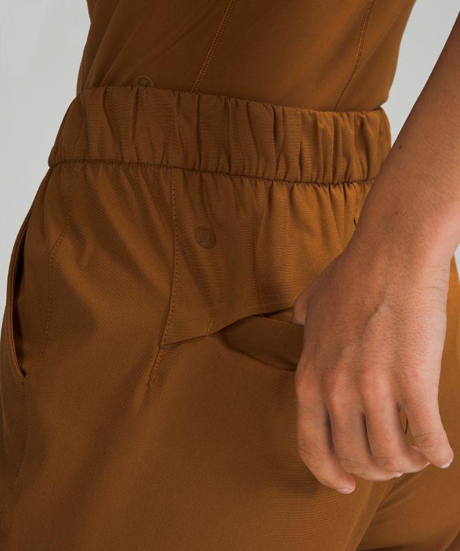 Pantalon de jogging 7/8 à taille haute Warpstreme™