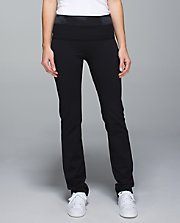 Straight-up Pant BLK/DDRE 8