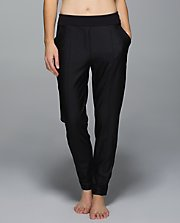 Shine Trouser BLK 8