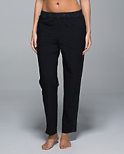 Rise & Shine Trouser BLK 8