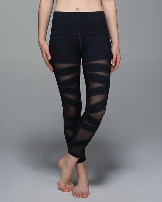 high times pant *tech mesh | women's yoga pants | lululemon athletica
