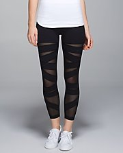High Times Pant*Tech Mesh BLK/BLK 8
