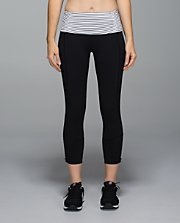 Runday Crop BLK/PSWK 8