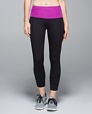 Runday Crop BLK/ULVI 6