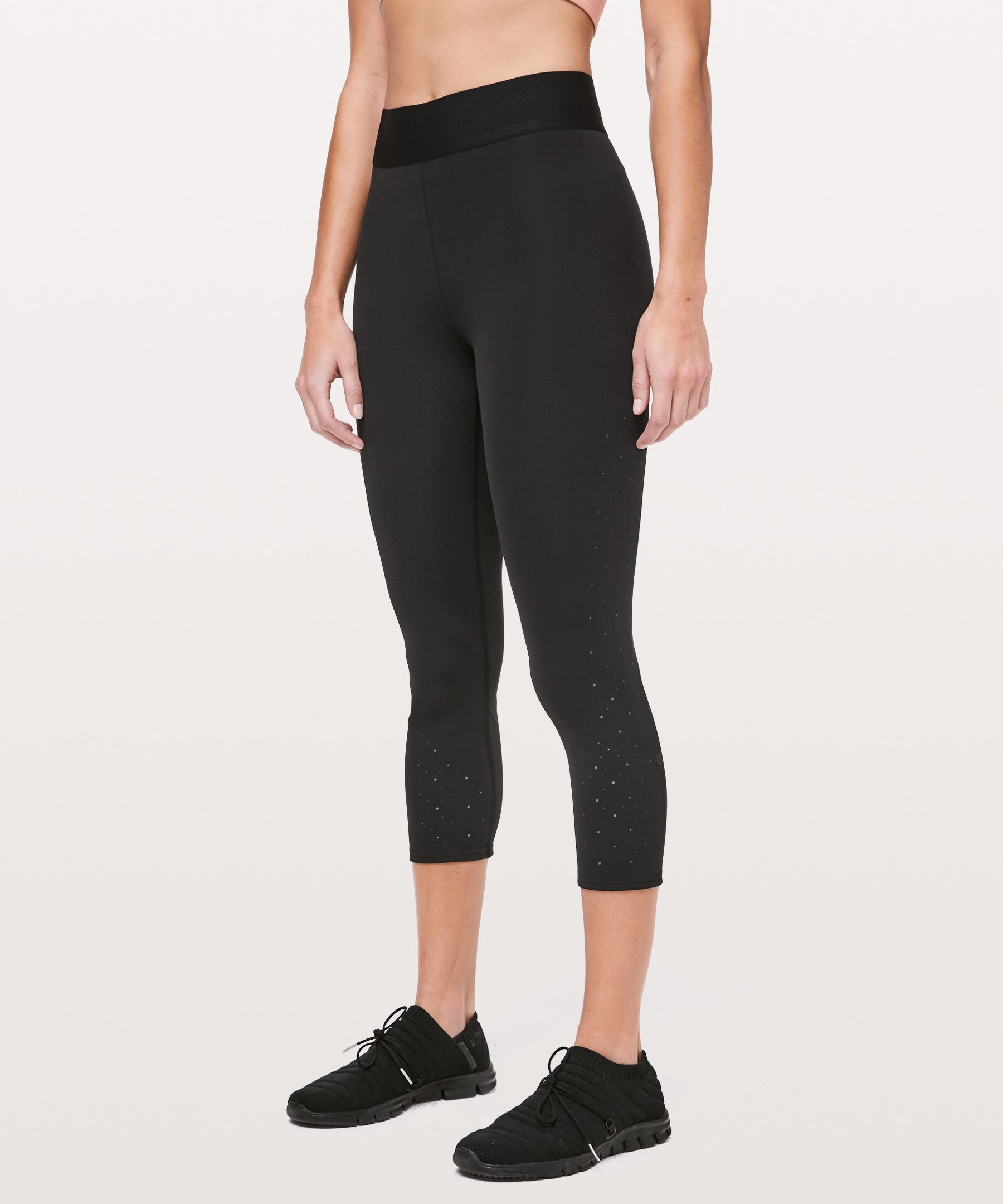 """To The Beat Crop 21"""" Lululemon X Soul Cycle New by Lululemon"""