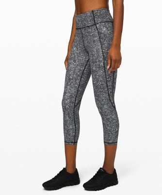 """Time To Sweat Crop 23"""" *Online Only"""