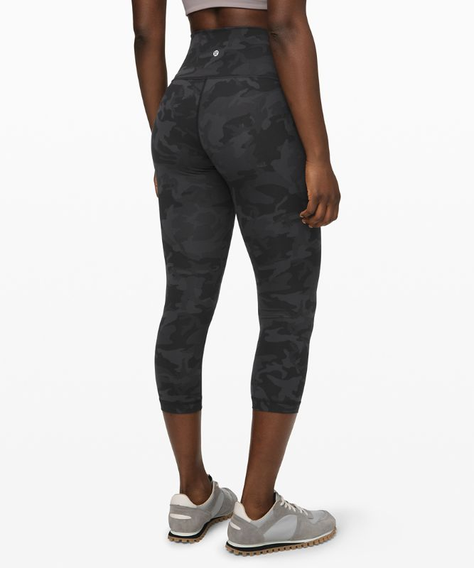 "Wunder Under High-Rise Crop 21"" *Full-On® Luxtreme"