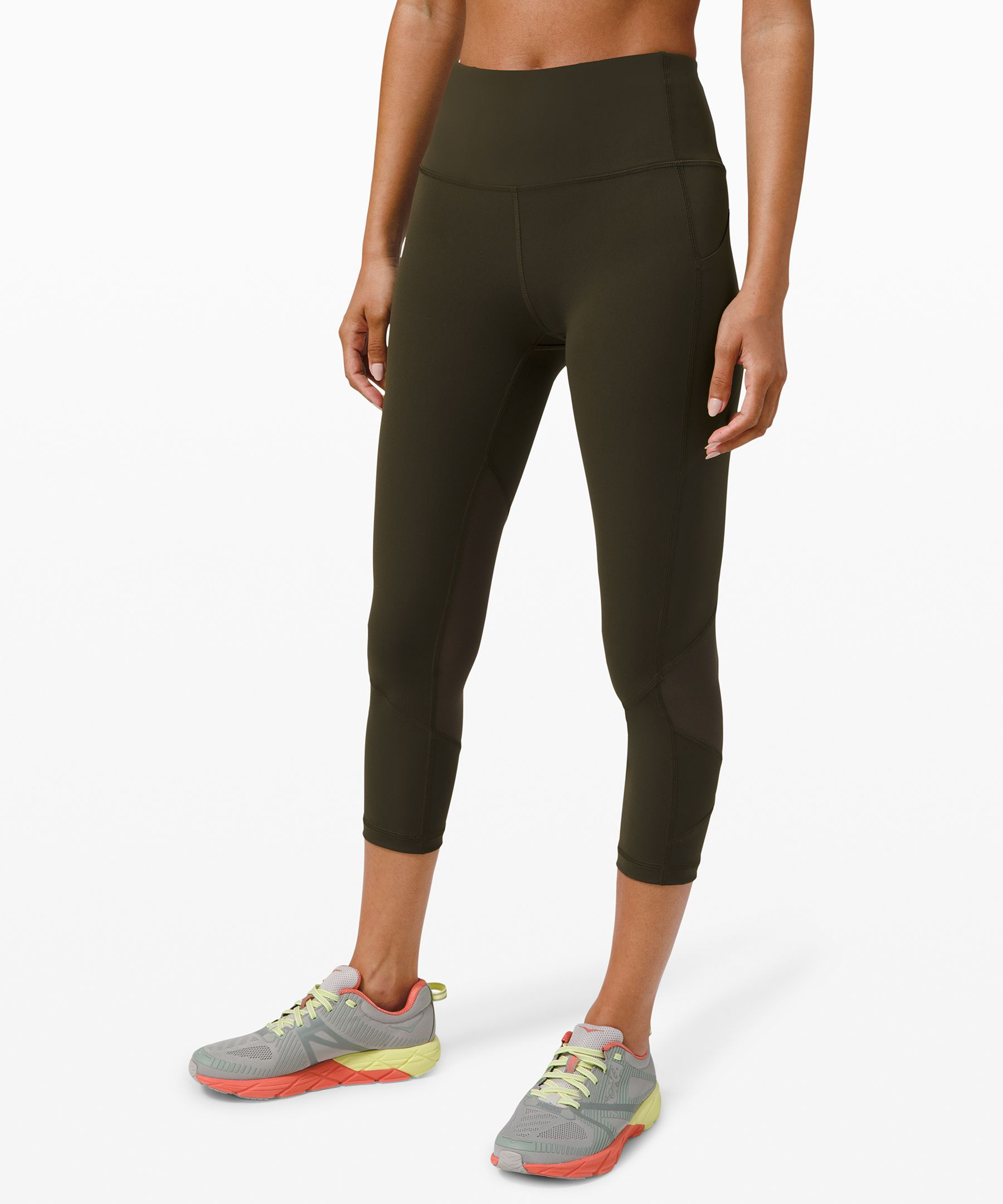 Pace Rival High Rise Crop 22 Women S Capris Lululemon