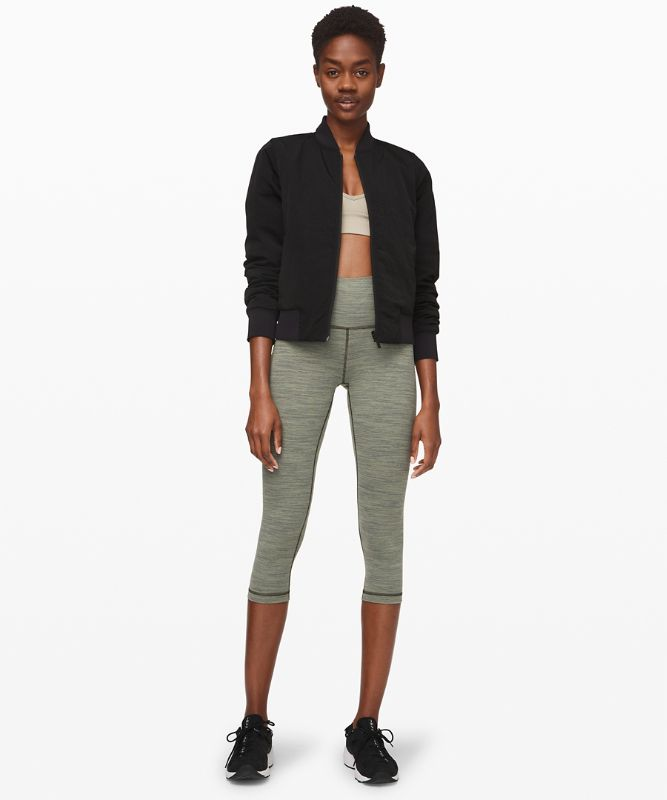 """Wunder Under High-Rise Crop 21"""" Full-On® Luon"""