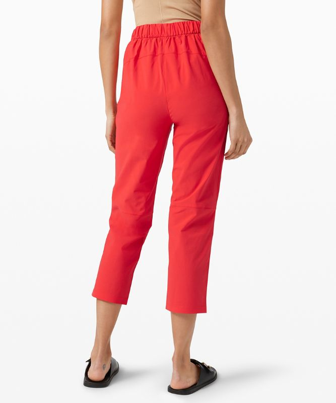 Your True Trouser High-Rise Crop