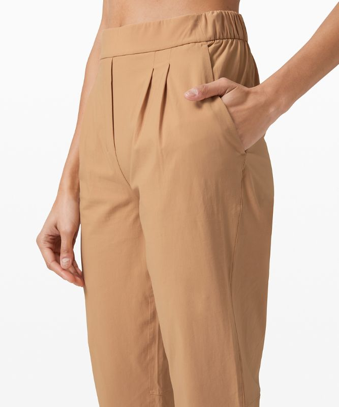 Your True Trouser HR Crop