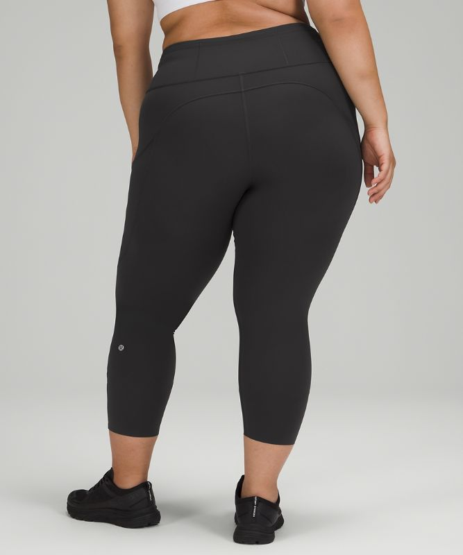 """Fast and Free HR Crop 23"""" Non-Reflective"""