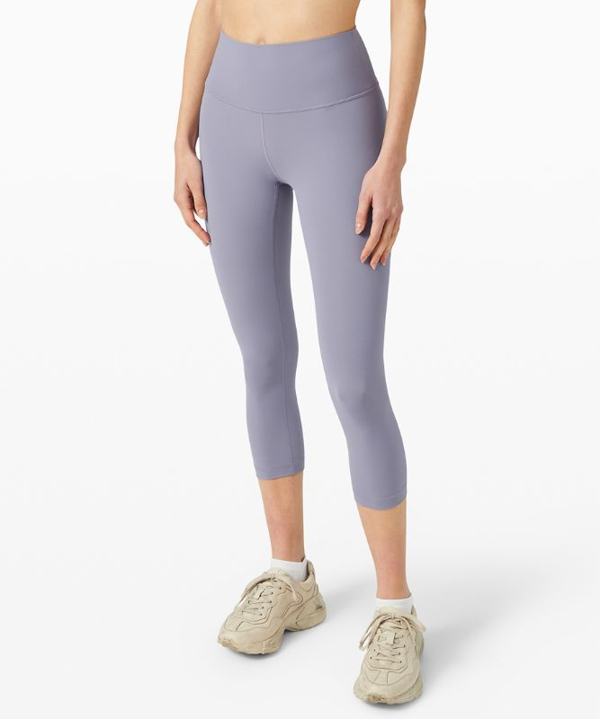 Wunder Under Crop High-Rise *Full-On Luxtreme