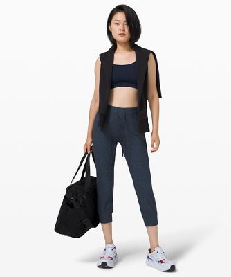 Ready to Rulu Jogger Crop