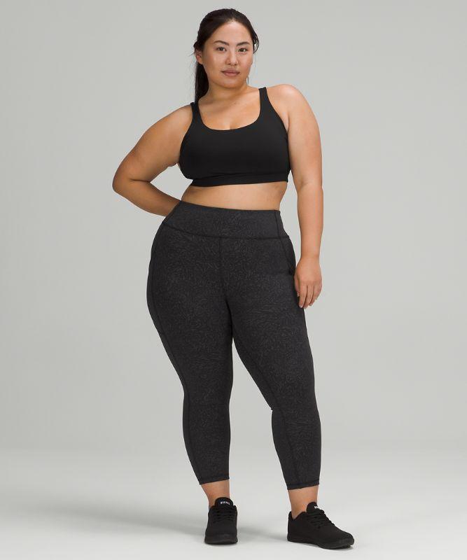 Pantacourt Invigorate Taille Haute 58cm