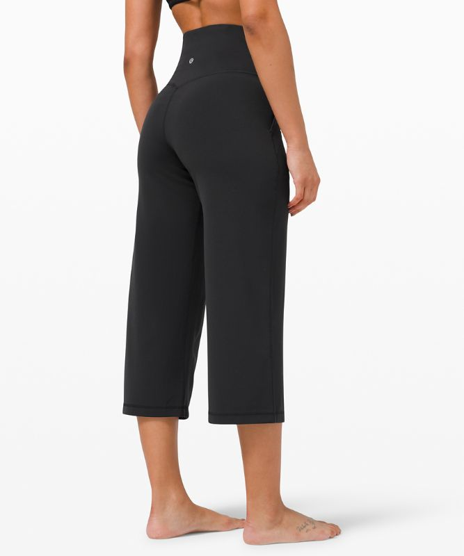 Align Wide Leg Crop