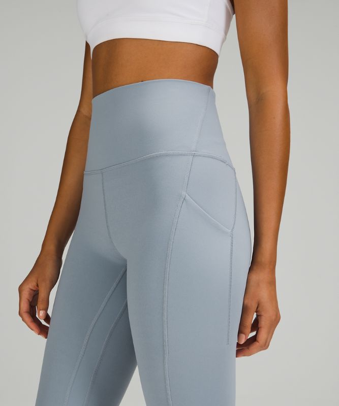"""lululemon™ Align High-Rise Crop 23"""" with Pockets"""