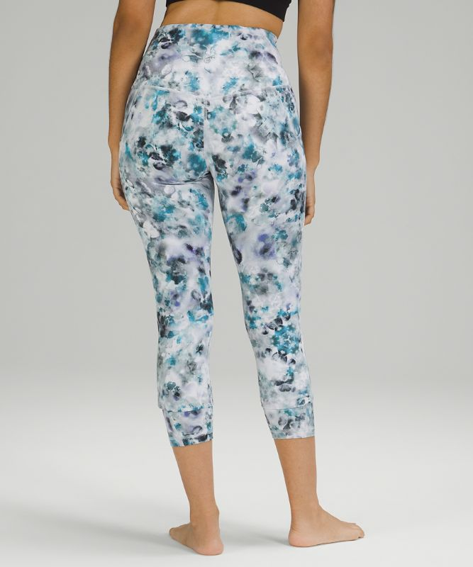 """lululemon Align™ High Rise Crop with Pockets 23"""""""