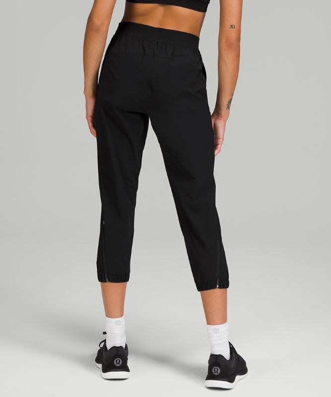 """Adapted State High-Rise Jogger Crop 23"""""""