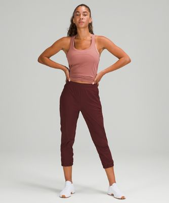 Adapted State High-Rise Jogger Crop