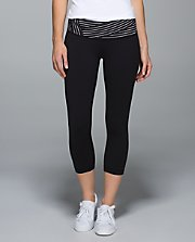 Wunder Under Crop BLK/Q582 8