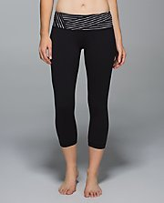 Wunder Under Crop BLK/Q582 4
