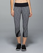 Run: Inspire Crop II TWBS/BLK 8