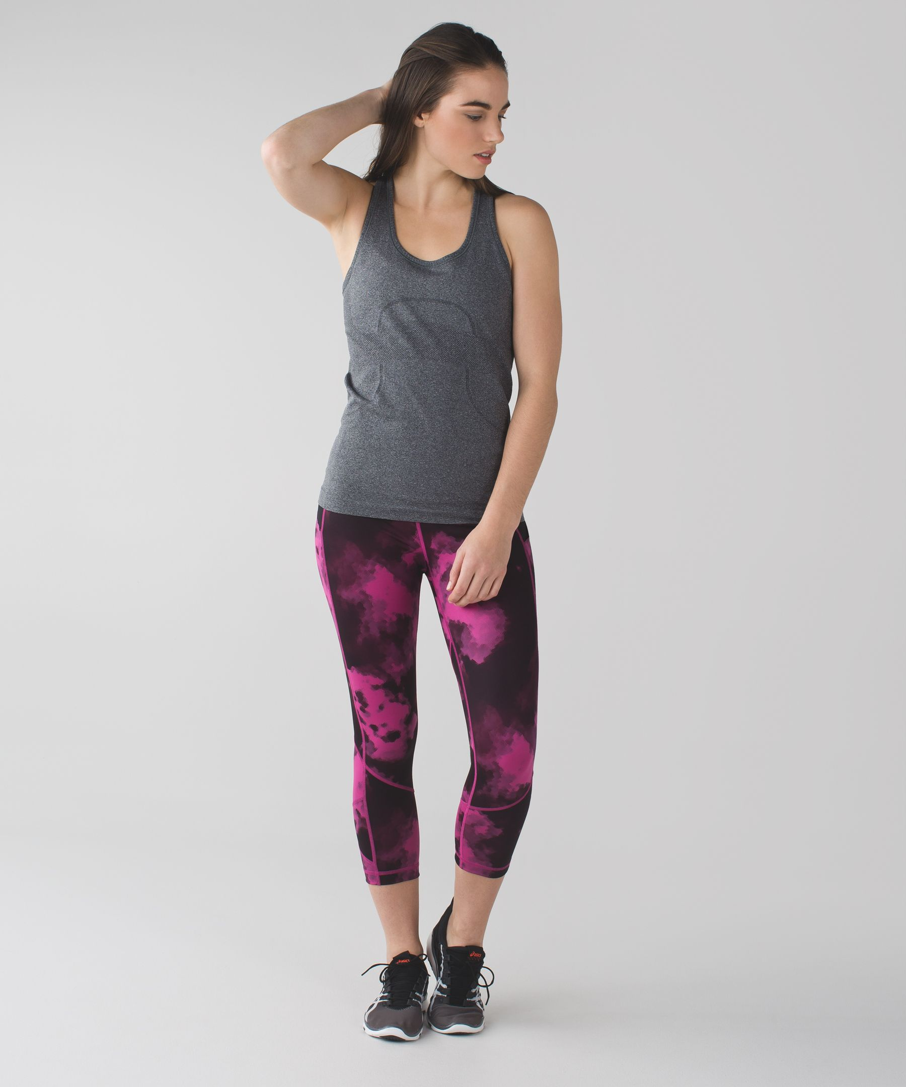 Pace Rival Crop *Full-On Luxtreme 19