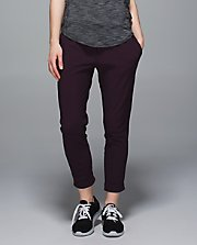 Jet Crop *Slim Trouser