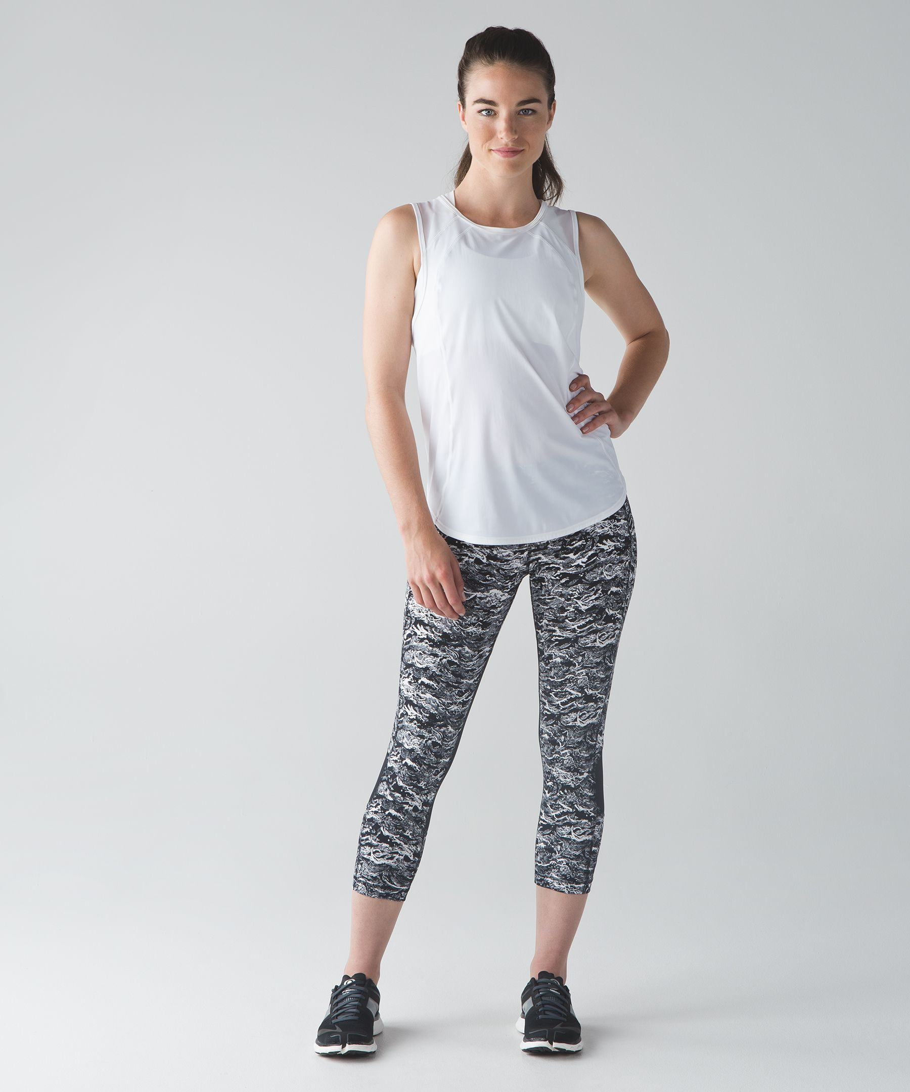 Pace Rival Crop *19