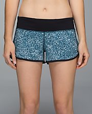 Run: Speed Short PPAL/BLK 8